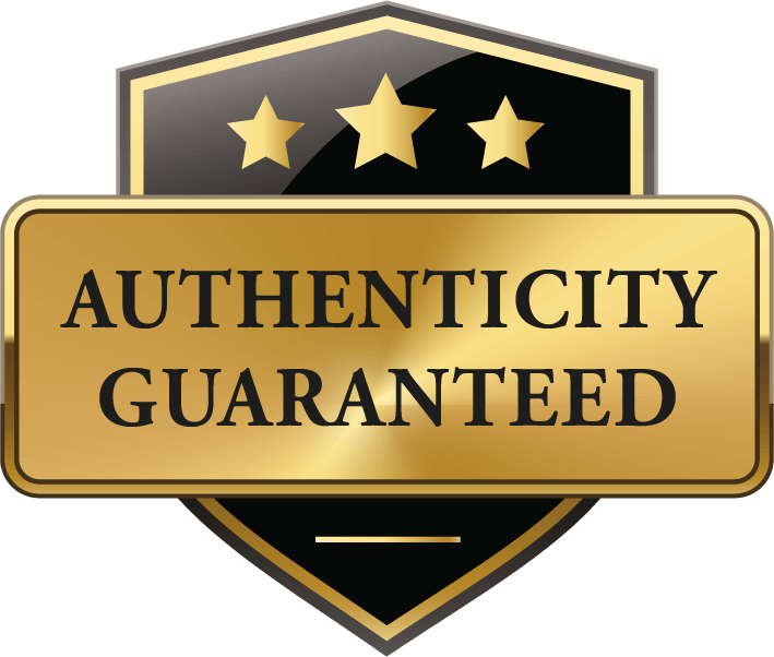 Image result for Guarantee and authenticity