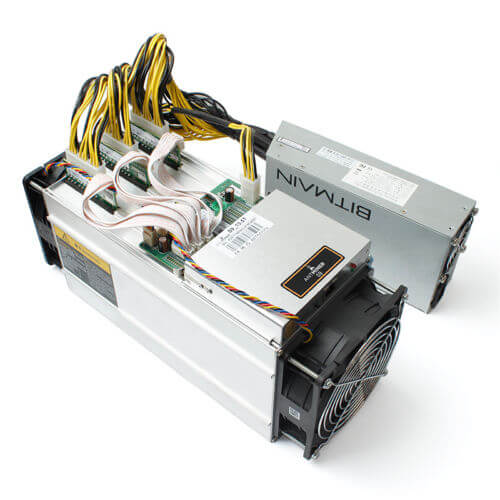 Bitcoin S9 Antminer - 13.5TH/s