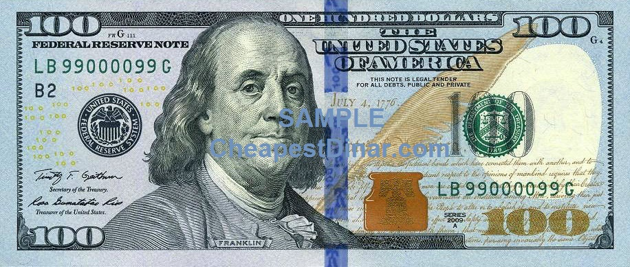 Uncirculated Notes