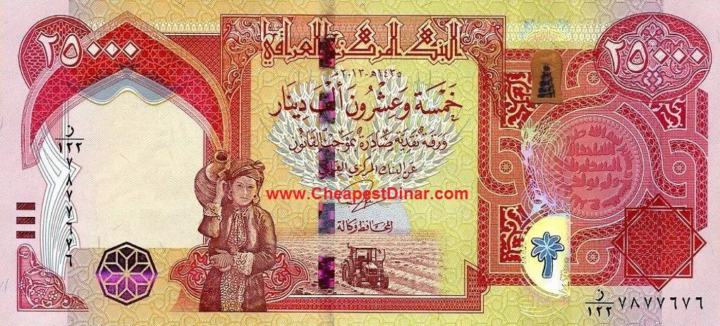 Iraqi Dinar Online