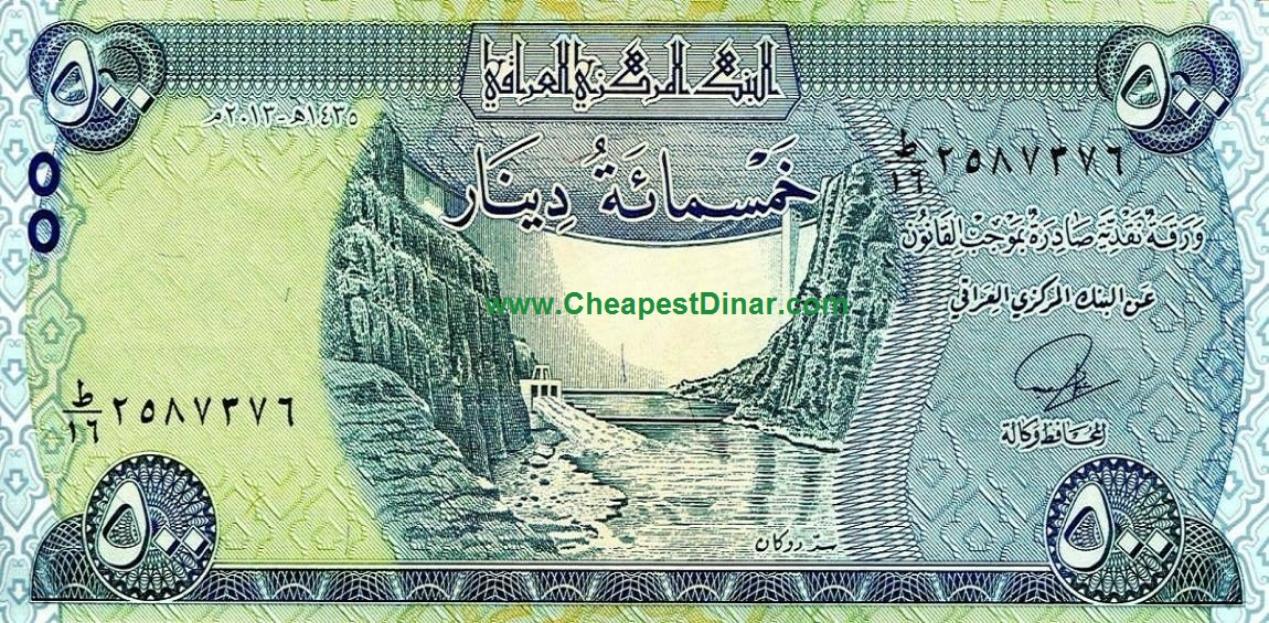 500 Iqd To Usd