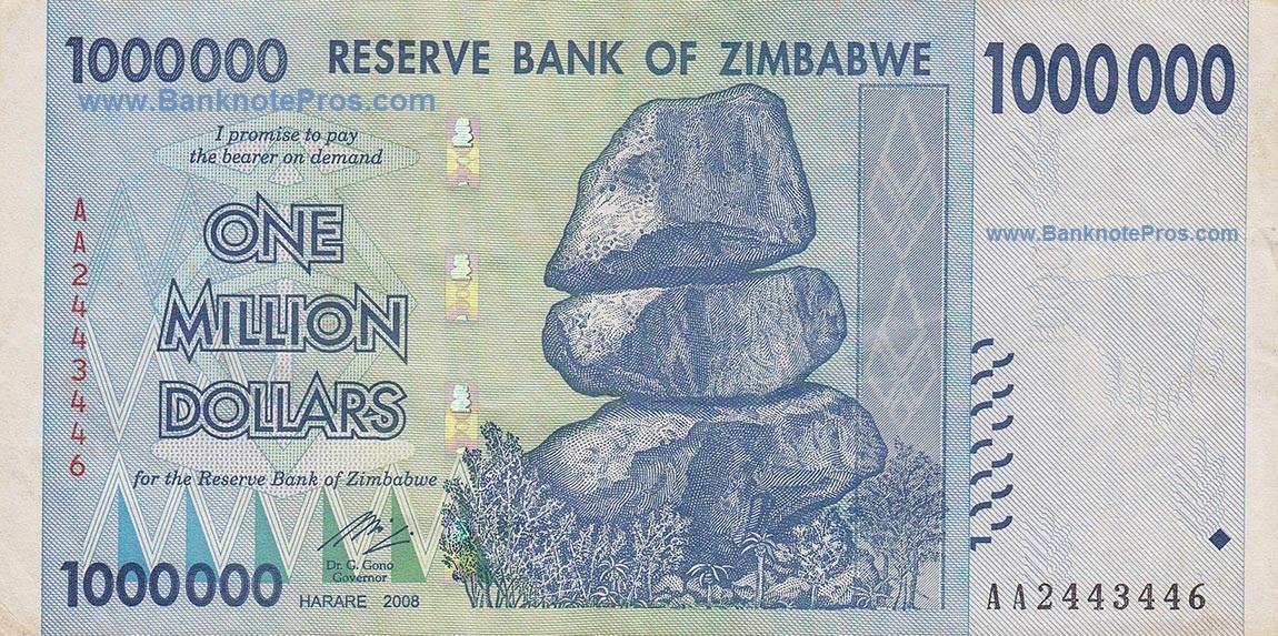 Zimbabwe Dollar Est Dinar Iraqi