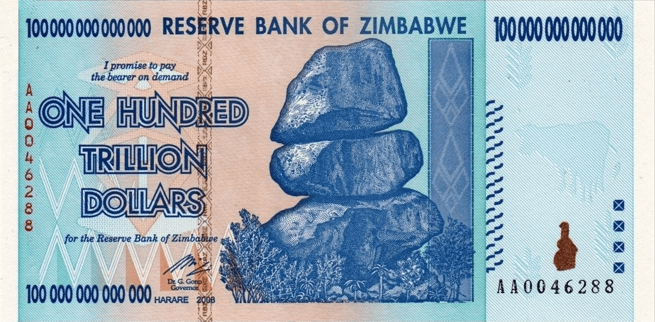 Zimbabwe Dollar Call for current rates.. Shop now!
