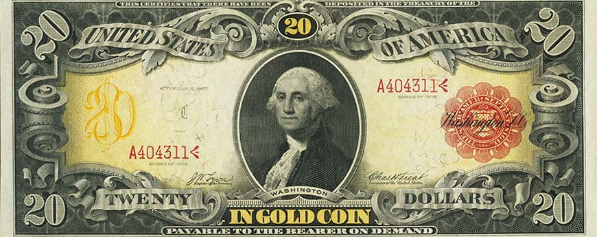 Collectible US Banknotes