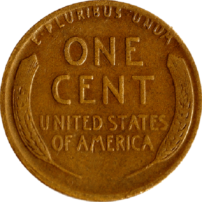Wheat Pennies Unsearched 3 Rolls - CIR